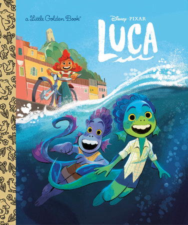 Disney/Pixar Luca Little Golden Book (Disney/Pixar Luca)