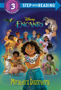 Cover of Mirabel\'s Discovery (Disney Encanto) cover