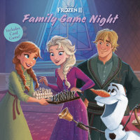 Book cover for Family Game Night (Disney Frozen 2)