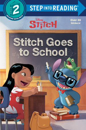 Stitch Goes to School (Disney Stitch)