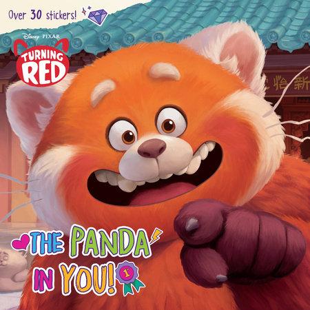 The Panda in You! (Disney/Pixar Turning Red)