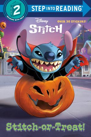 Stitch or Treat! (Disney Stitch)