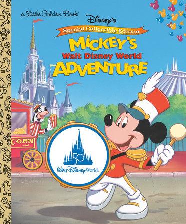 Mickey's Walt Disney World Adventure (Disney Classic)