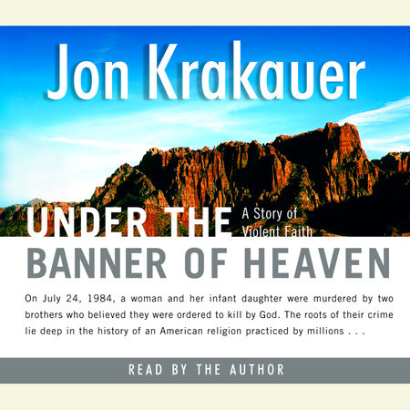 Under the Banner of Heaven book cover