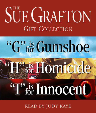 Sue Grafton GHI Gift Collection