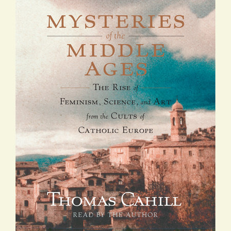 Mysteries of the Middle Ages book cover