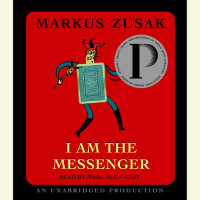 Cover of I Am the Messenger cover