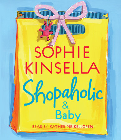 Shopaholic & Baby book cover