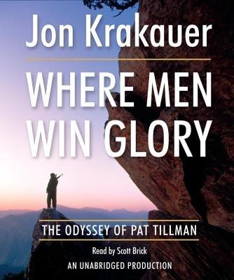 Where Men Win Glory book cover
