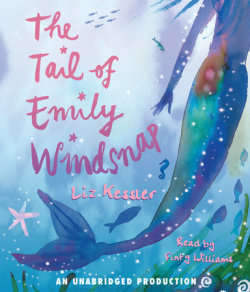The Tail of Emily Windsnap cover