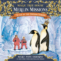 Cover of Eve of the Emperor Penguin cover