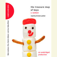 Cover of The Treasure Map of Boys cover