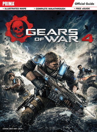 Gears of War 4: Prima Official Guide (Kindle Edition with