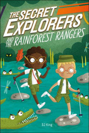 The Secret Explorers and the Rainforest Rangers