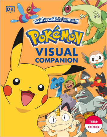 Pokémon Visual Companion Third Edition