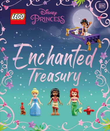 LEGO Disney Princess Enchanted Treasury (Library Edition)