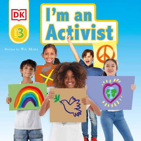 DK Readers Level 3: I'm an Activist