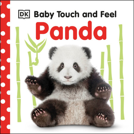 Baby Touch and Feel Panda