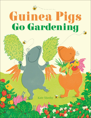 Guinea Pigs Go Gardening