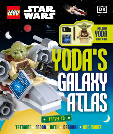 LEGO Star Wars Yoda's Galaxy Atlas
