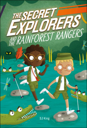 The Secret Explorers and the Rainforest Rangers (Library Edition)