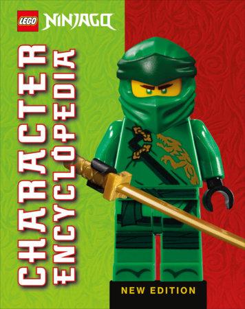 LEGO NINJAGO Character Encyclopedia, New Edition