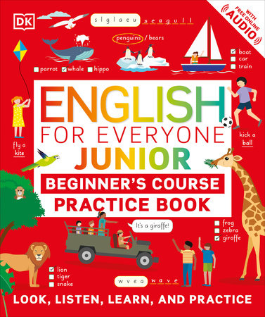 English for Everyone Junior Beginner's Practice Book