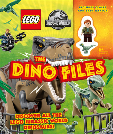 LEGO Jurassic World The Dino Files