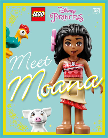 LEGO Disney Princess Meet Moana
