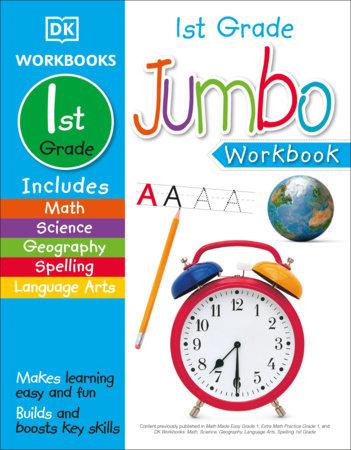 Jumbo 1st Grade Workbook