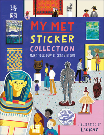 My MET Sticker Collection
