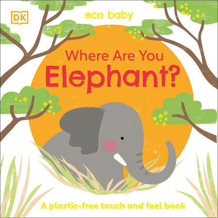 Eco Baby Where Are You Elephant?