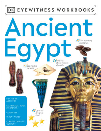 Eyewitness Workbooks Ancient Egypt