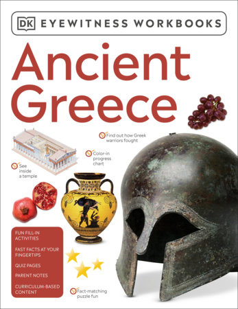 Eyewitness Workbooks Ancient Greece