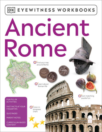 Eyewitness Workbooks Ancient Rome