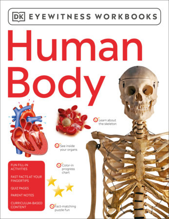 Eyewitness Workbooks Human Body