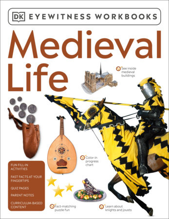Eyewitness Workbooks Medieval Life