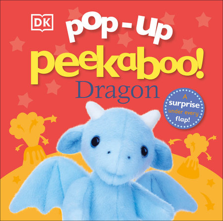 Pop-Up Peekaboo Dragon