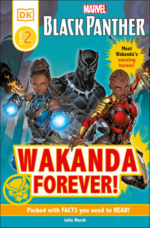 Marvel Black Panther Wakanda Forever!