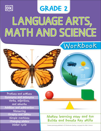 DK Workbooks: Language Arts Math and Science Grade 2