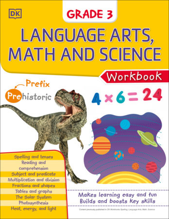 DK Workbooks: Language Arts Math and Science Grade 3