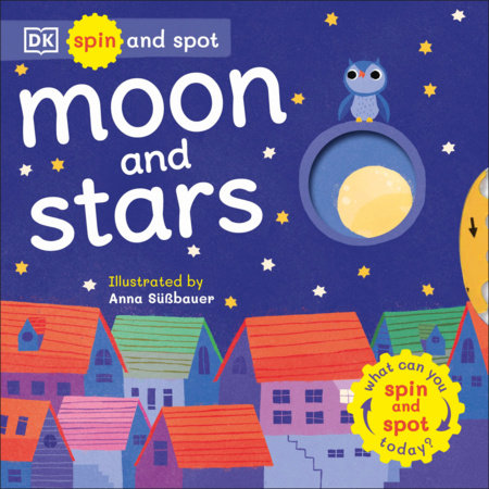 Spin and Spot: The Moon and Stars