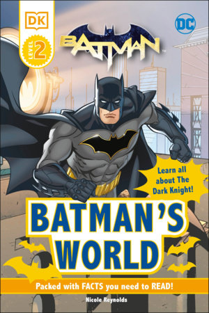 DC Batman's World Reader Level 2