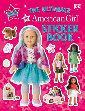 American Girl Ultimate Sticker Book