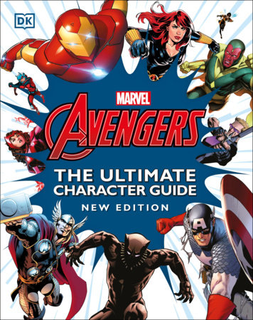 Marvel Avengers Character Guide New Edition
