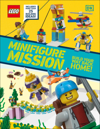 LEGO Minifigure Mission (Library Edition)