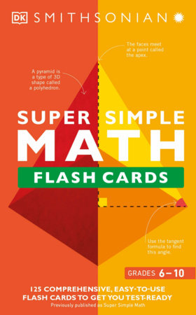Super Simple Flashcards Math