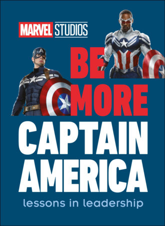 Marvel Studios Be More Captain America