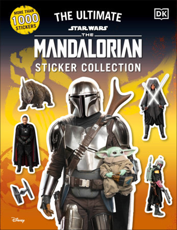 Star Wars The Mandalorian Ultimate Sticker Collection