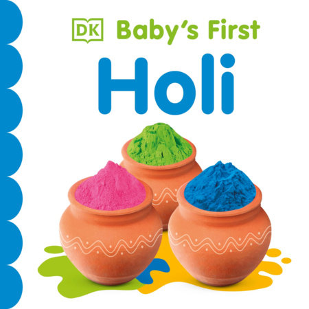 Baby's First Holi